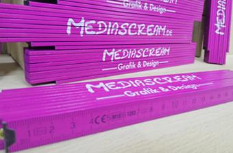 Mediascream_Zollstöcke