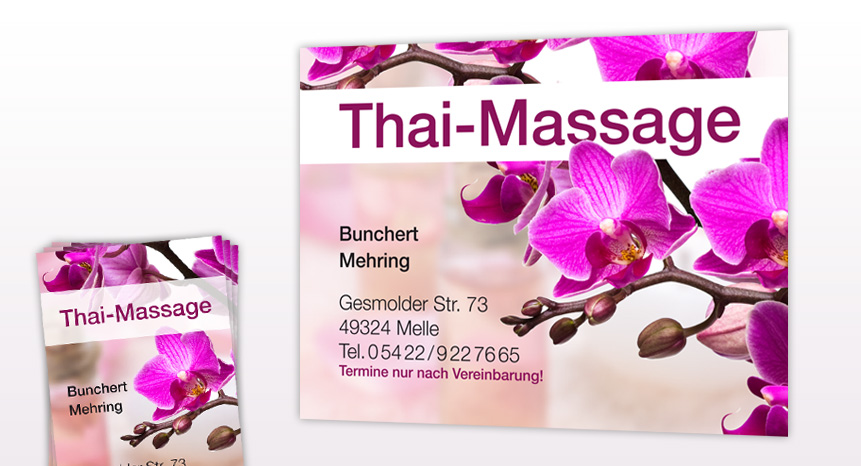 VisitenkartenUNDSchild-ThaiMassage-1-d