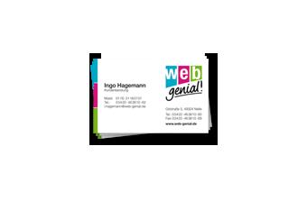 Visitenkartenquer-webgenial-1