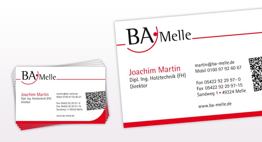 Visitenkartequer-BAMelle-2-a